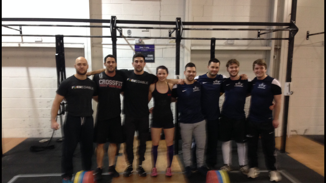 UK National Weightlifting League Final 2015/16