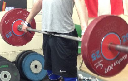 How To Find Your Snatch Grip