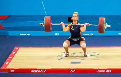 Women's Weightlifting Add New Body-Weight Class