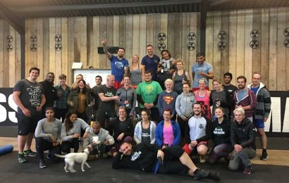 CrossFit Aldermaston Celebrate 2nd Year Anniversary