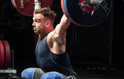 Family & Weightlifting: Interview With Nick Cantwell