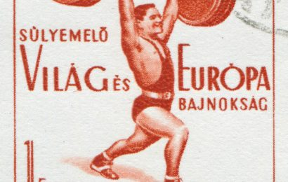 A Brief History of Weightlifting