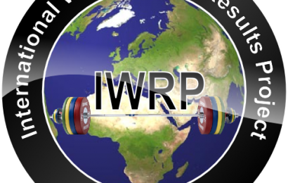 IWRP – International Weightlifting Results Project