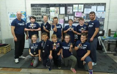 Featherstone Weightlifting Club