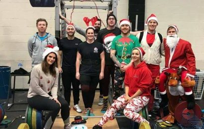 Stockport Spartans Weightlifting Club