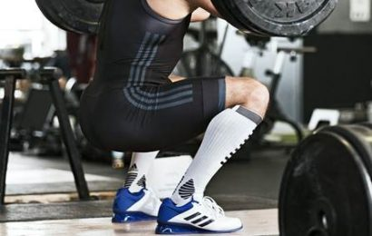 Adidas Weightlifting Launches New Cutting Edge Footwear