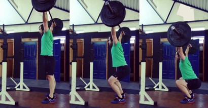 The Snatch Balance & Overhead Squat