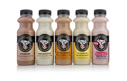 Restore, Energise and Boost Immunity with Shaken Udder Milkshakes