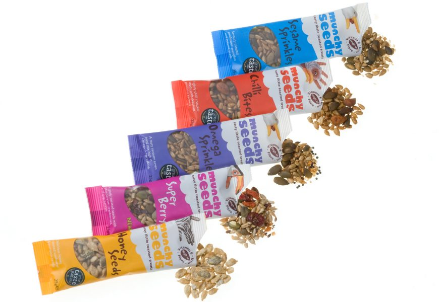 REVIEW: Munchy Seeds